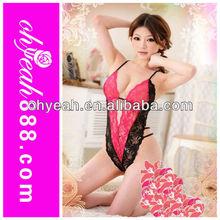 New fashion best selling hot sex girls photos girls underwear teddy underwear