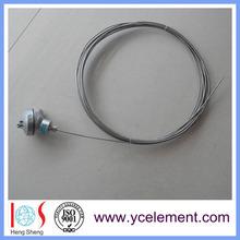 thermocouple thermo sensor k j type industrial thermocouple sensor