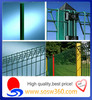 Garden fence/Double circle wire mesh fence/Roll top fence