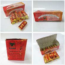 High Quality Jiiangxi ZDZ Brand Pure Natural Tablet shape Charcoal for Shisha made from Bamboo