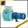 General industrial equipment of flow-through rotary airlock valve for wheat flour mills