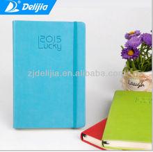 2015 logo personalizzato notebook diario