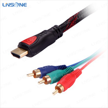 Linsone hdmi V1.4 High speed mini hdmi to rca cable