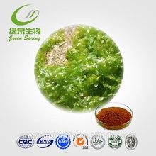 GMP certificate fucoidan/fucoidan 85%/seaweed extract