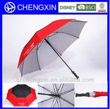 double layer fiberglass patio umbrella