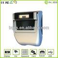 Injes RS485 opcional 10000 Iris capacidad TCPIP biométrico de Iris escáner