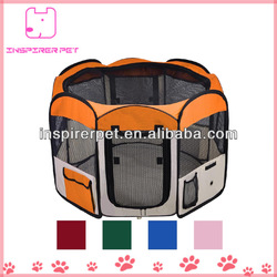 Pet Dog Playpen Soft Travel Pen Kennel