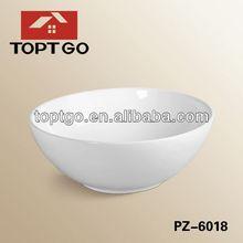 Sanitary Ware Bathroom Ceramic Bowl Hand Wash Bowl White Bathroom Bowl PZ-6018