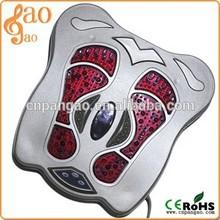 good health big electric foot massager machine automatic vibrator SL-8855E