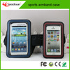 promotion sports mobile phone armband case for iPhone5/5S,for Galaxy S4