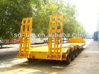 used rail truck semi trailer