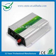 200w-1000w DC/AC micro wind on grid inverter 300w for solar panel 18v/36v