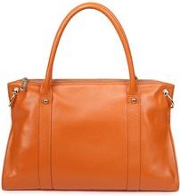 Ladies fashion genuine leather handbags, shoulder bags