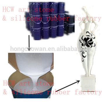 prices RTV 2 silicone rubber molding product