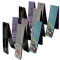 Amare modello per la lettura dei bambini pieghevole& promozionale segnalibro magnetico