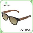 Wholesale Custom Cheap Wayfrare Pure Wooden Bamboo Sunglasses