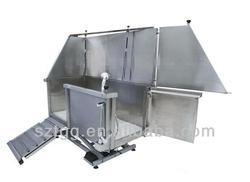 Electric Stainless Steel Dog Bathtub Dog Bathtub SBA10
