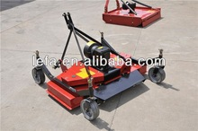 For Europ market height adjustable 3 point finish mower