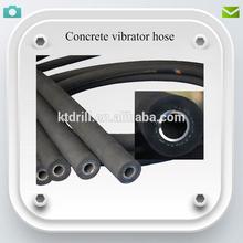 36mm tubi in gomma flessibile vibratore tubo in cemento/calcestruzzo vibratore asta flessibile 38mm*6m