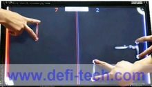 "DEFI 32 points 65"" infared touch bezel best price and high quality"