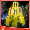 Alibaba express outdoor inflatable christmas decoration