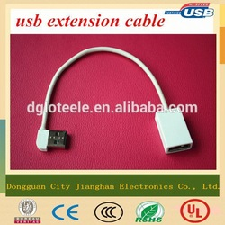2.0 usb extension cable female