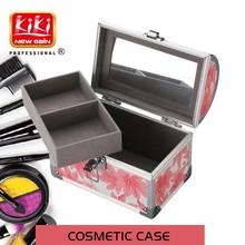 Cosmetic case.Beauty Case.cosmetic box.aluminium makeup case NEW GAIN