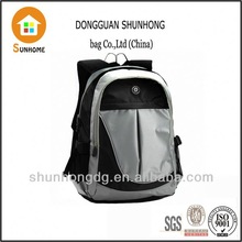 Stylish design sports backpack shoes compartment
