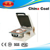 manual tray sealing machine for food food tray sealer