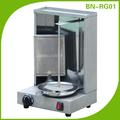 Gas mini doner kebab macchina/bn-rg01 shawarma macchina per la vendita