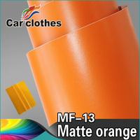 High Self Adhesive Matte Vinyl Car Color Vinyl Wrap