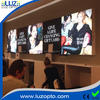 LED frameless backlit aluminum fabric frame, LED tension fabric light box display