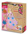 DIY Prince/Princess - Decorate, Stamp Up, Dress Up, Makeup/Coloring & Poster/Card Maker - Stamp your Dress Sets for Kid/Children