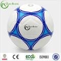 personalizado zhensheng laminado pu balón de fútbol 5 tamaño