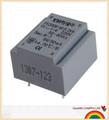 Transforme ei encapsulado para pcb montagem 0.35va 230v 6v yhdc