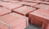 High quality BV copper cathodes 99.99%/high purity electrolytic copper cathodes Manufacturer