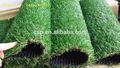 Resistencia a los uv del paisaje de césped artificial, césped sintético para el jardín hecho en china