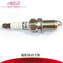 Universale toyota benzina motore auto oem auto denso candele 90919-01176 china wholesale