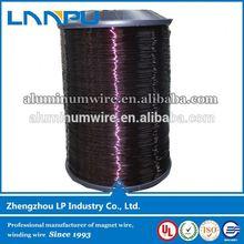 UEW,PEW,EIW,EI/AIW,PE/AIW enameled motor winding wire size