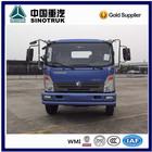 SINOTRUK dump truck tipper light truck for sale