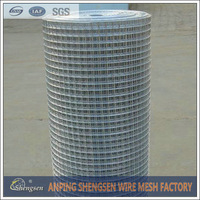 Welded Wire Mesh For Making Cages