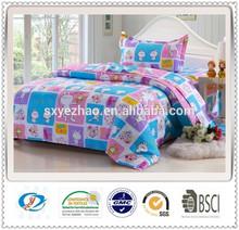 Cotton ropa de cama comforter bedding