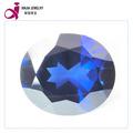 الشكل البيضاوي الياقوت الأزرق اكسيد الالمونيوم 34# أسعار الجملة