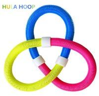 Fitness spring slimming beauty waist soft hula hoop