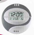 LCD Calendar Desk Digital Clock/ Time, Day, Date & Temp Display