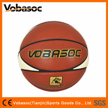 Absorbent Sweat Leather Basketball / PU Basketball