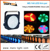 144pcs intensive brightness LED thin par light / led panel par light