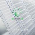 grade un polycarbonate tôle de toiture transparente abris de jardin utilisé