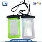 waterproof phone bag bicycle pvc waterproof for hand phone