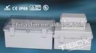 TIBOX /high quality IP66 outdoor plastic enclosure, metal distribution box, plastic box enclosure electronic
